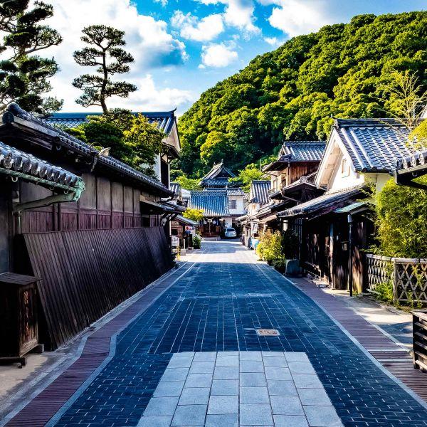 竹原の歴史・文化・浪漫に浸る