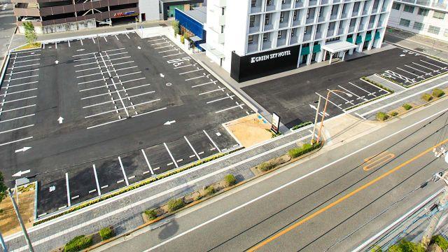 交通アクセス・駐車場